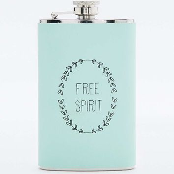 Free Spirit Hip Flask - Urban Outfitters