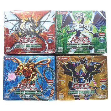 216pcs/set Yugioh Cards yu gi oh anime Game Collection Cards toys for boys girls Brinquedo