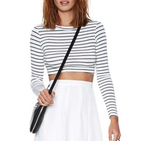 Nasty Gal Pleatest Taboo Skirt