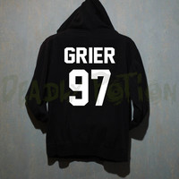 Nash Grier Shirt Magcon Boys Hoodie Sweatshirt Shirt Sweater T Shirt Unisex - Size S M L XL