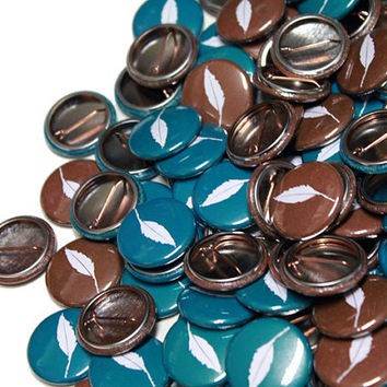 500 Custom 1 Inch Pins - Weddings - Parties - Bands