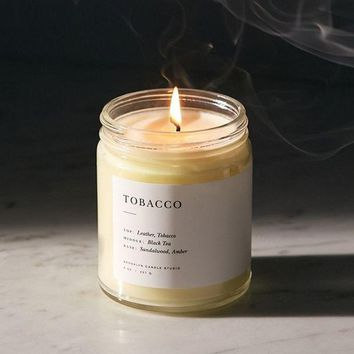 DCCKVE6 Brooklyn Candle Studio Minimalist Candle | Urban Outfitters