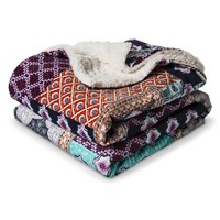 "Boho Boutique™ Pompano Throw Blanket - Multicolor (50""x60"")"