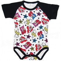 Tattoo Classics Baby Onesuit - 9-12 Months ONLY