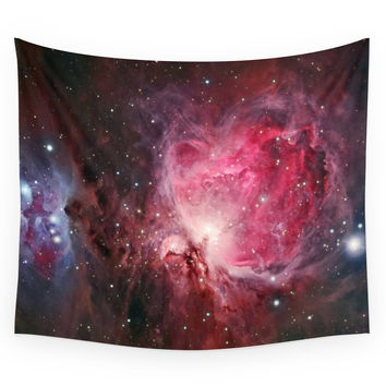 Society6 Orion Nebula Wall Tapestry