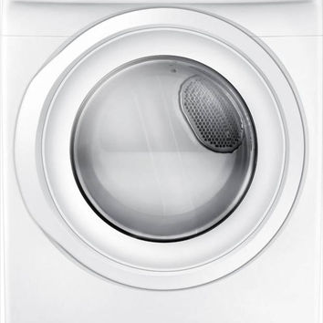 Samsung 7.5 cu. ft. Electric Dryer in White-DV42H5000EW - The Home Depot