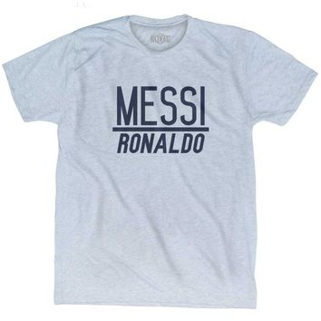 Ultras Messi Over Ronaldo T-shirt