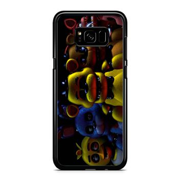 Five Nights At Freddy S 1 Samsung Galaxy S8 Plus Case