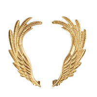 Earrings with Earcuffs - from H&M