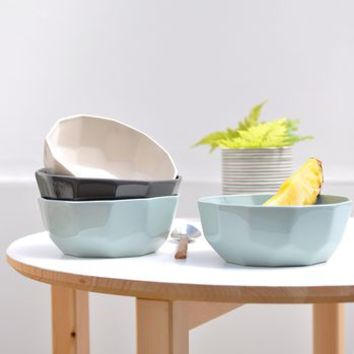 geometric bowl by henry & future | notonthehighstreet.com
