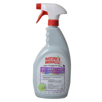 Natures Miracle Disinfectant & Odor Elimination Spray