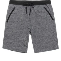 On The Byas Fleece Baller Shorts - Mens Shorts