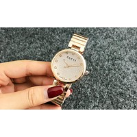 GUCCI classic watch F-Fushida-8899 Rose gold