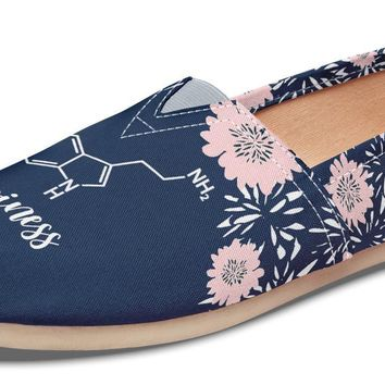 Floral Serotonin Casual Shoes