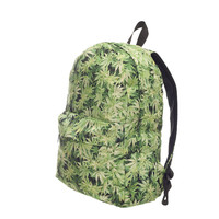 Weed 3D Printed Backpack Bag