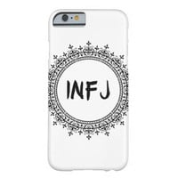 INFJ BARELY THERE iPhone 6 CASE