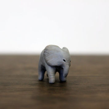 Baby Elephant- The Totem Nursery