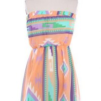 Tiffany Tribal Dress