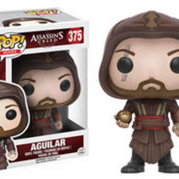 POP! MOVIES 375: ASSASSIN'S CREED - AGUILAR