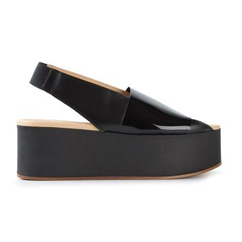 MM6 By Maison Martin Margiela platform sandals