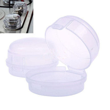 2X Creative Kitchen Stove And Oven Knob Cover Protection for Baby Kids OCA 3C#