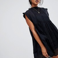 Free People Nobody Like You smock dress at asos.com