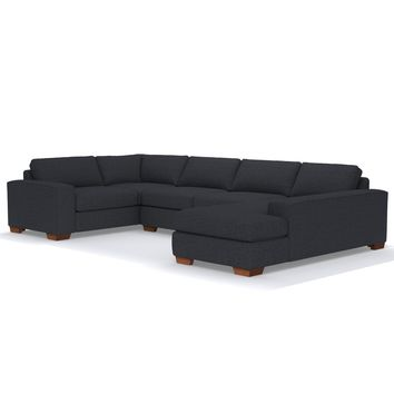 Melrose 3pc Sectional Sofa