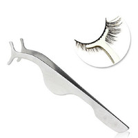 Make-up Tool Beauty Professional Hot Sale On Sale Hot Deal False Eyelashes Stainless Steel Eyelash Curler [11496556303]