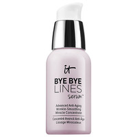 Bye Bye Lines Serum™ Advanced Anti-Aging Wrinkle-Smoothing Miracle Concentrate - IT Cosmetics |