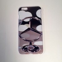 Mercedes Benz logo custom iphone case
