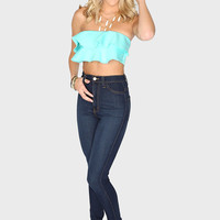 High Waist Sally Jeans