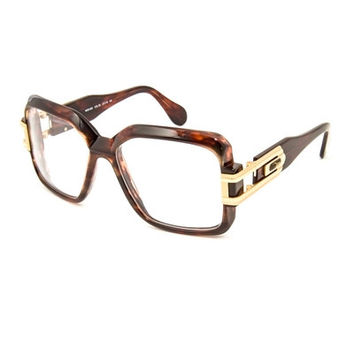 Cazal 623 Tortoise Gold Clear Sunglasses