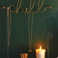 Chill Wall Hook | Urban Outfitters Canada