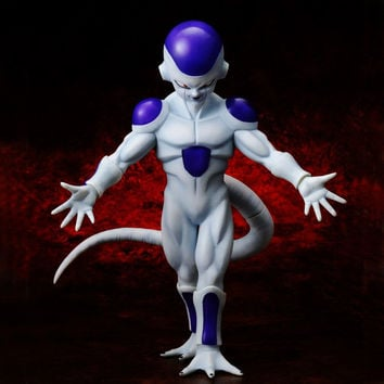 19cm Frieza Dragon Ball Z Majin Buu Action Figure PVC Collection figures toys for christmas gift brinquedos Collectible
