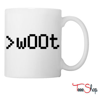 w00t Coffee & Tea Mug