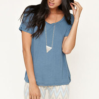 Kirra Slouch City Top at PacSun.com