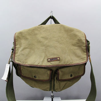 A. Kurtz LOCUST MESSENGER BAG