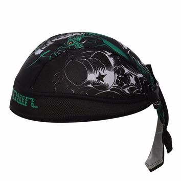 Pirate Skull Style Biker cycling bandana pirates scarf headsweats/strong dress hats cycling head wear cap / cycling cap /caps