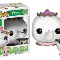 Funko Pop Disney Mrs. Potts and Chip 92 3898