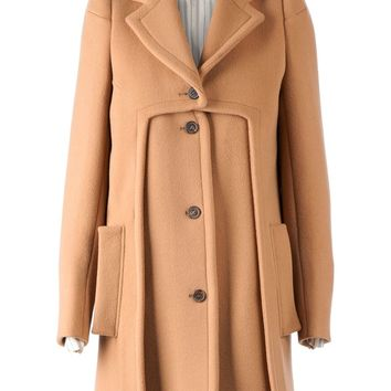 Maison Martin Margiela layered duffle coat