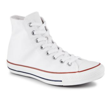 Converse® Chuck Taylor® All Star® Hi Unisex Shoe (WHITE)