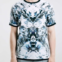 LUX Printed T-Shirt - Men's Tops - Clothing