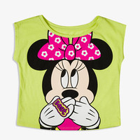 Glittered Minnie Mouse® Tee