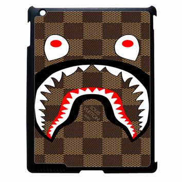 Bape Shark Pattern 4 iPad 2/3/4