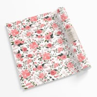 Rose Gift Wrap Sheets