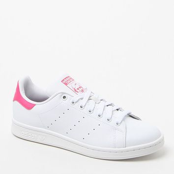 adidas Shoe Chaos Stan Smith Low-Top Sneakers - Womens Shoes - White