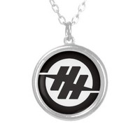 Hunter Hayes Logo Pendant from Zazzle.com