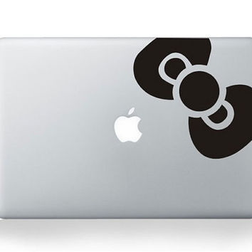 Hello Kitty -- Mac Decal Mac Sticker Macbook Decals Macbook Stickers  Apple Vinyl Decal for Macbook Pro / Macbook Air / iPad