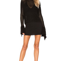 Lovers + Friends x REVOLVE Blown Sweater in Black | REVOLVE