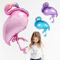 Large  balloons  Flamingo  balloons  children  classic